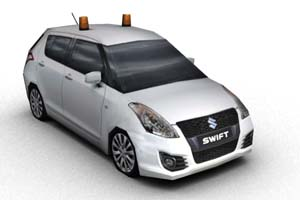 Suzuki Swift Preview